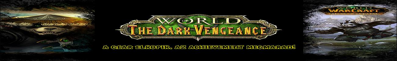 The Dark Vengeance